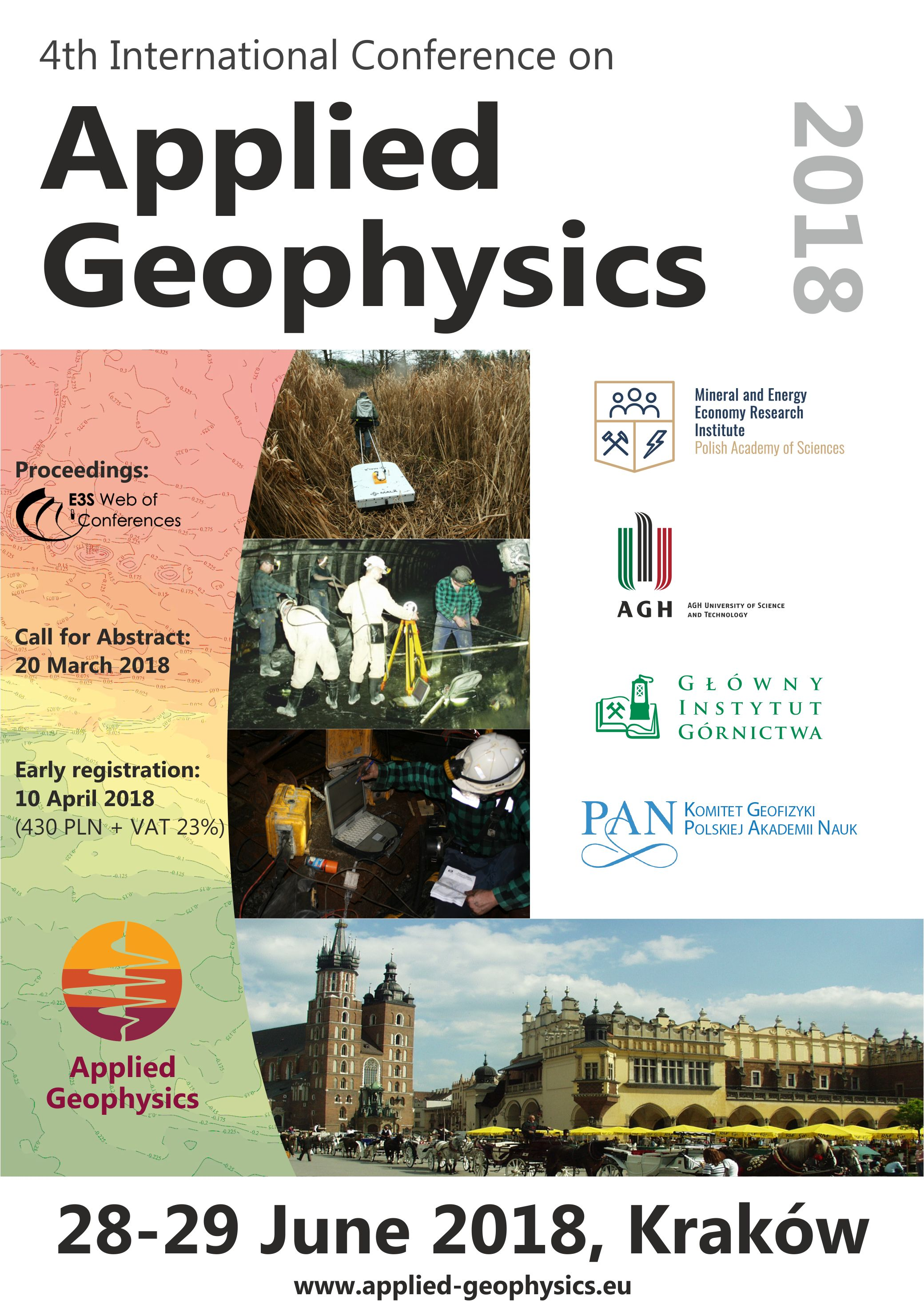 Applied Geophysics 2018